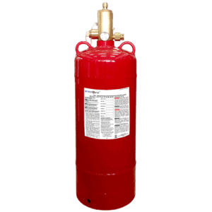 UNIQUE227 Fire Suppression System