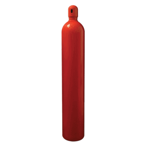 45kg-Seamless-Cylinder-with-CO2-Gas
