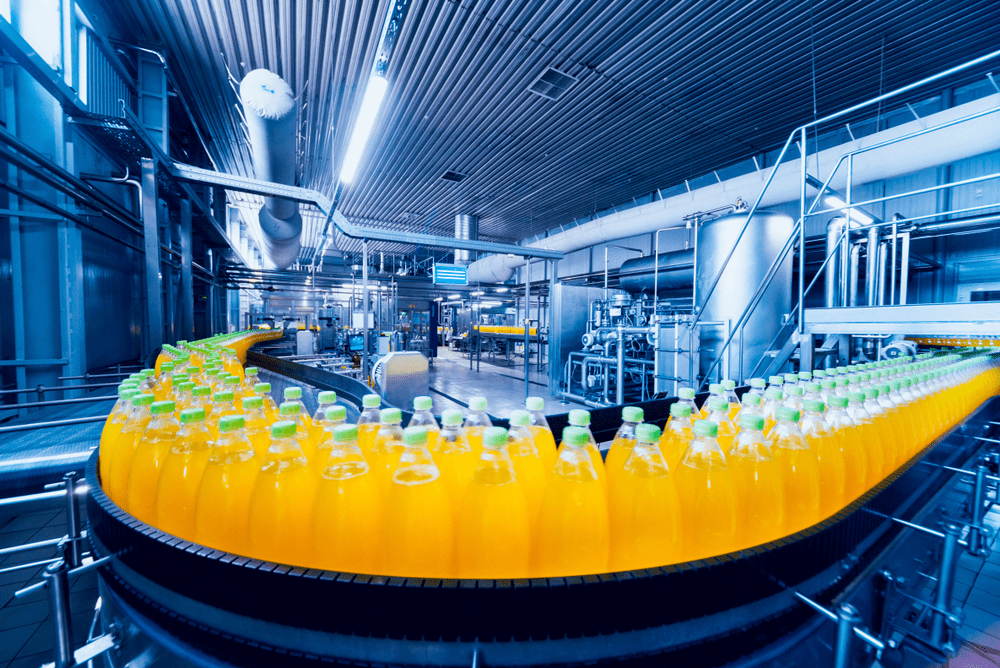 Factory Coca Cola Bottlers Malaysia