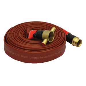 GOMTEX Fire Hose with Coupling